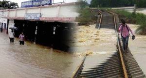 flood 1 वाह रे सुशासन बाबू..नीतीश राज में बिहार में डूबे लोग घोंघे खाकर जी रहे..
