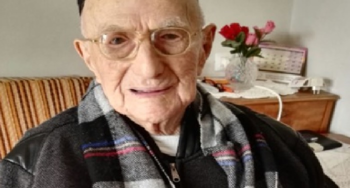 oldest, man, yisrael kristal, die, world war, Jewish, Poland