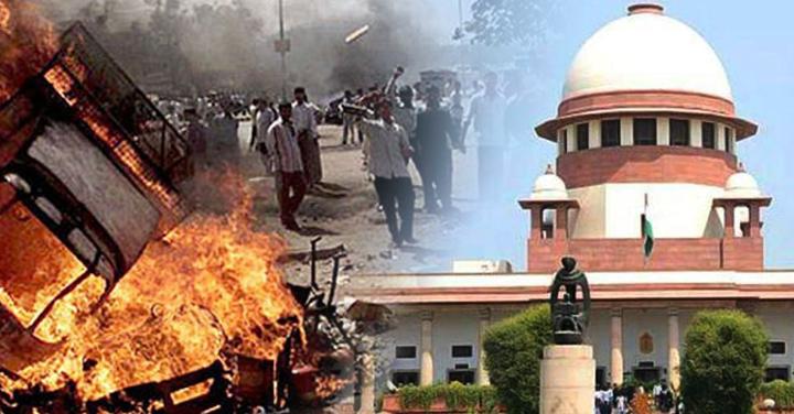 Supreme Court, Godhra case