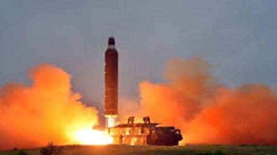 2009 के बाद पहली बार उत्तर कोरिया ने जापान के ऊपर से दागी मिसाइल