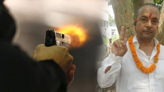 लालू के करीबी केदार राय की बदमाशों ने गोली मार कर कि हत्या