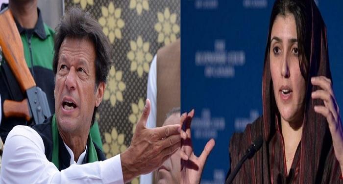 pakistan, ex parti mna, ayesha gulalai, claim, imran khan, inappropriate, messages