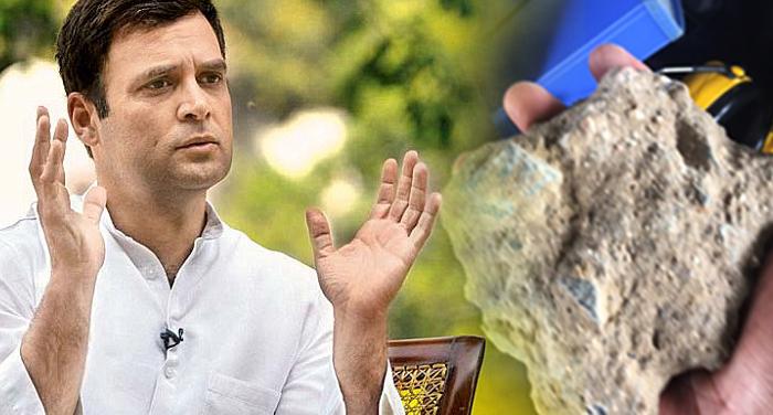 rahul gandhi, attack in gujarat, pm modi, over stone pelting, stone in car