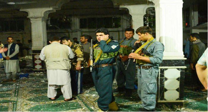हेरात में शिया मस्जिद पर आत्मघाती हमला, 29 लोगों की मौत, 63 गंभीर रूप से घायल