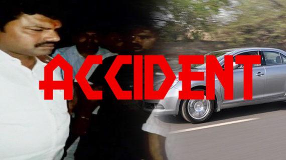 कर्नाटक के पूर्व सीएम के बेटे ने पैदल चल रहे युवक को अपनी गाड़ी तले रौंदा