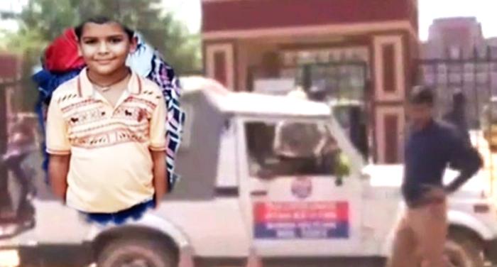 dead body, kid, school, gurgaon, delhi, police, postmortem