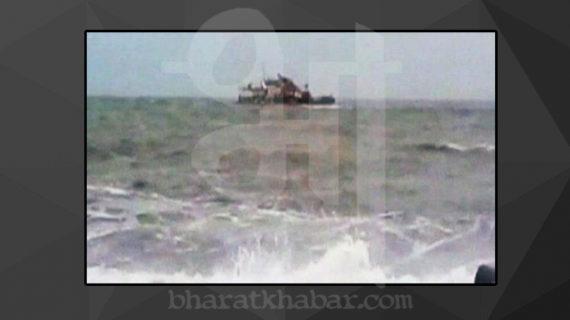 लीबिया में क्षतिग्रस्त हुआ जहाज, 8 लोगों की मौत, 90 लापता
