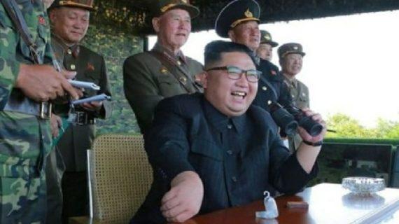 उत्तर कोरिया ने संयुक्त राष्ट्र के प्रतिबंधों को दरकिनार कर फिर दागी मिसाइल