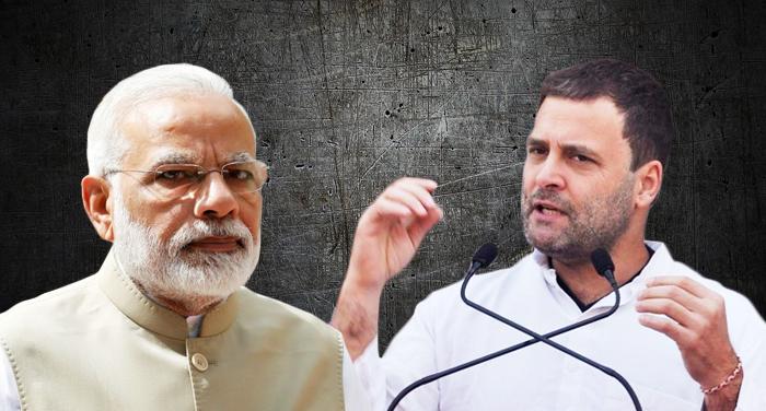 modi and rahul gandhi राहुल का पीएम पर तंज: आम खाना ठीक था, आम जन को तो छोड़ देते!