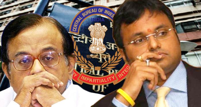 p chidambaram and kartichidambaram