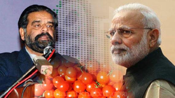 पाक में टमाटर के दामों ने छुए आसमान, मंत्री बोले भारत से नहीं खरीदेंगे