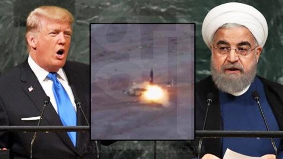 नॉर्थ कोरिया के बाद अब ईरान ने किया अमेरिका की चेतावनियों को नजरअंदाज, किया मिसाइल परीक्षण