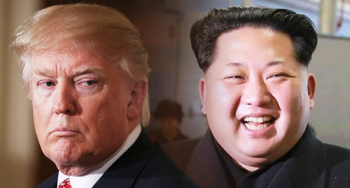 trump and kim jong
