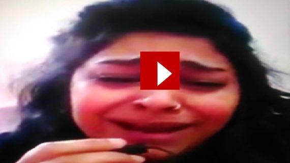 दिल दहला देगा सऊदी में फंसी इस भारतीय लड़की का ये वीडियो