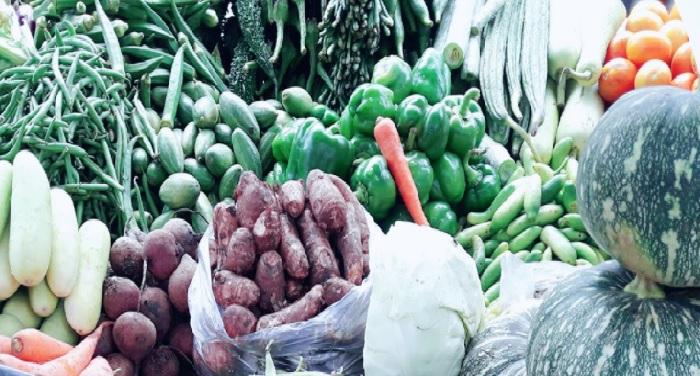 Vegetable price increase