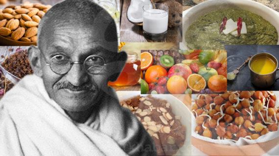 शरीर को स्वस्थ रखना चाहते हैं तो अपनाएं गांधी डाइट