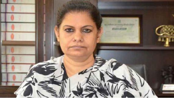 झारखंड की मुख्य सचिव राजबाला वर्मा विवादों में घिरी