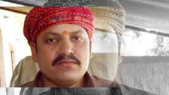 गाजीपुर में RSS कार्यकर्ता की हत्या, पुलिस ने शुरु की कार्रवाई