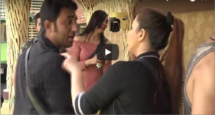 sapna carry बिग बॉस के घर में चीखीं सपना चौधरी, ताजा वायरल वीडियो में देखें