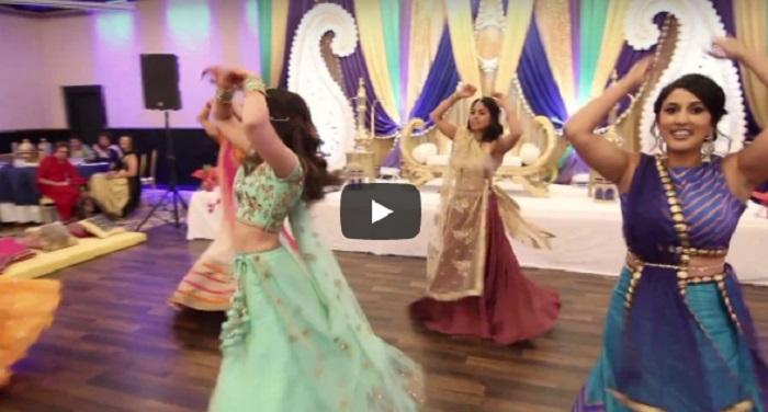 Bride Sangeet Dance अपनी संगीत सेरेमनी पर जमकर नाची इस तरह दुल्हन
