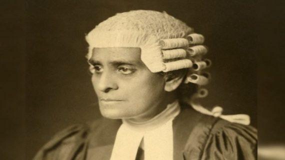 भारत की पहली महिला वकील का गूगल ने बनाया डूडल, भारत का बढ़ा सम्मान