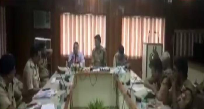 लखनऊ के पीएसी मुख्यालय में होगी पैरा मिलट्री फोर्स की अहम बैठक