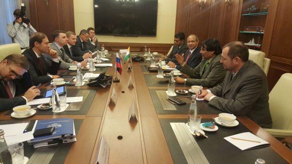 रूस में हुई शंघाई सहयोग संगठन की बैठक, सुरेश प्रभु ने भी लिया हिस्सा