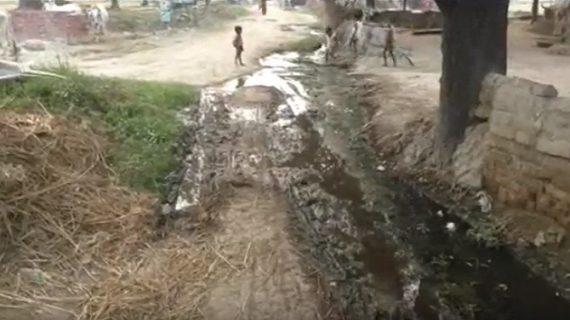 40 सालों से विकास की राह देख रहा है फतेहपुर का एक गांव