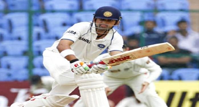 गंभीर ने लगाया कर्नाटक के खिलाफ प्रथम श्रेणी कैरियर का 41वां शतक