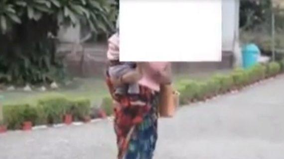 वीडियो में सुने पुलिस और डॉक्टर से पीड़ित इस महिला की फरियाद