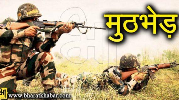 J&K के कुपवाड़ा जिले में सुरक्षा बलों ने मुठभेड़ में चार आतंकवादियों को किया ढेर