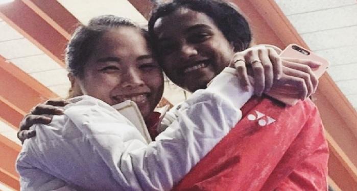 हांगकांग ओपन के सेमीफाइनल में पहुंची पीवी सिंधु