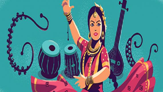 कथक क्वीन को गूगल ने दिया सम्मान, डूडल बनाकर भारतीय संस्कृति का बढ़ाया मान