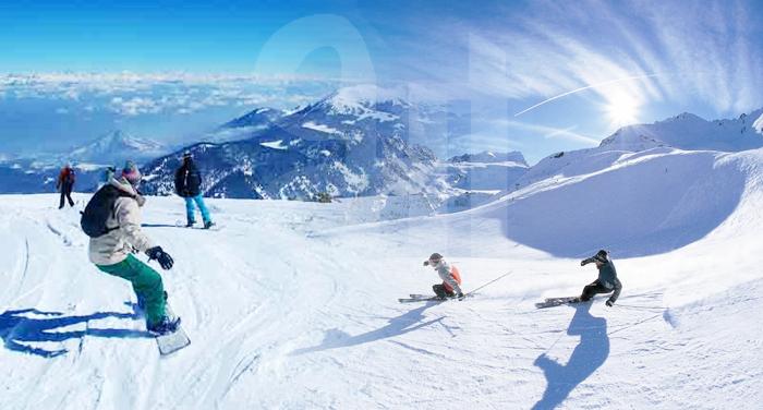 skiing औली, चमोली में 15 जनवरी से 21 जनवरी तक होगा अंतरराष्ट्रीय एफआईएस रेस का आयोजन