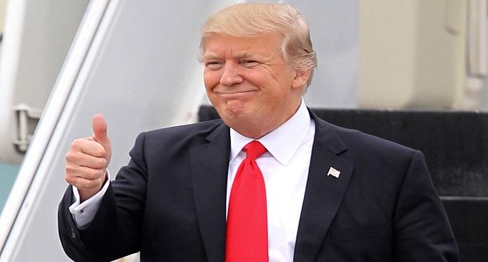trump daywithout ap img ट्रंप ने राष्ट्रपति बनने के एक साल पूरा होने पर अमेरिकियों को कहा शुक्रिया