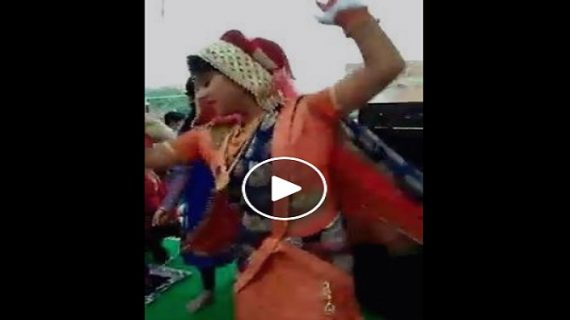 शादी के पहले दुल्हन का मस्ती भरे डांस का वीडियो हुआ वायरल