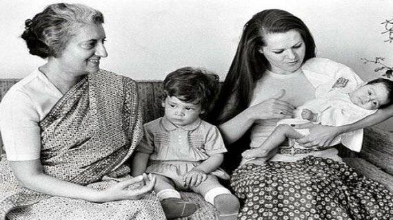 जन्मदिन विशेष: जानिए सोनिया गांधी कैसे बनी अपनी सास की फेवरेट बहु