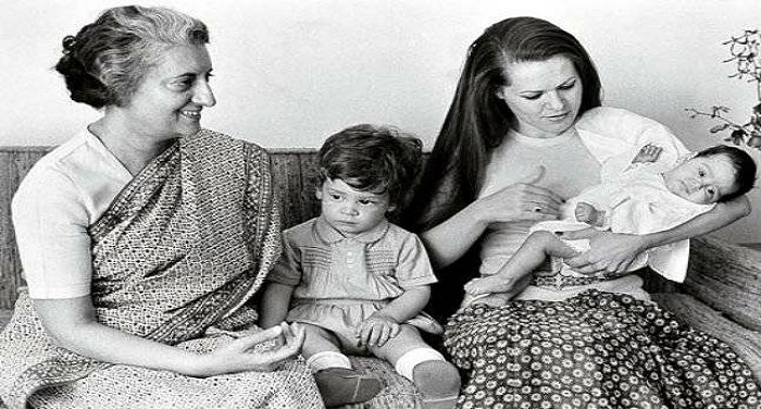 1 120916100428 जन्मदिन विशेष: जानिए सोनिया गांधी कैसे बनी अपनी सास की फेवरेट बहु