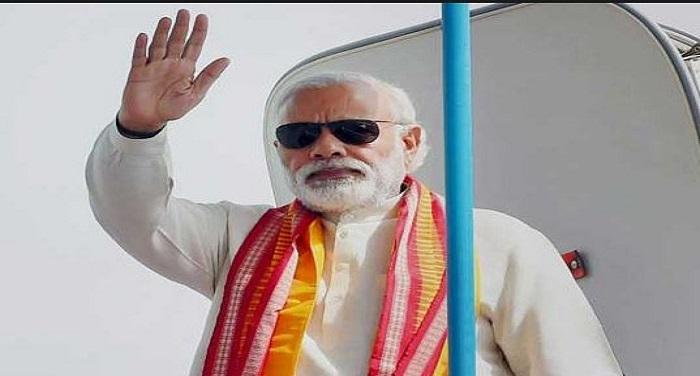 Modi मिजोरम-मेघालय दौरे पर पहुंचे पीएम मोदी, MYDONER ऐप होगा लॉन्च