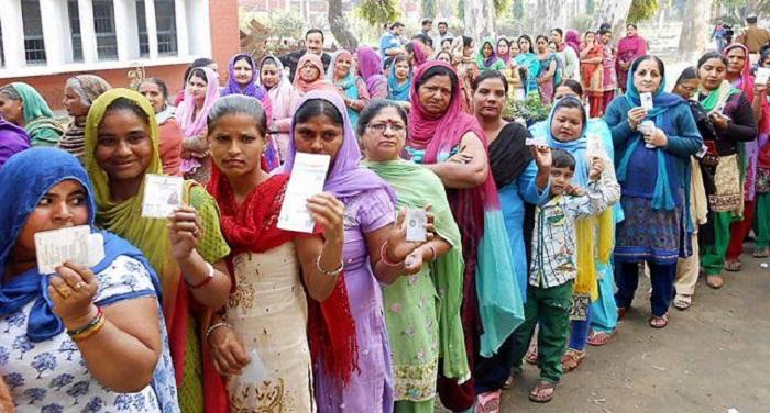 Punjab Elections 2017 75 नगर निकाय चुनाव के लिए पंजाब में मतदान खत्म, आज ही देर शाम तक आ सकते हैं नतीजे
