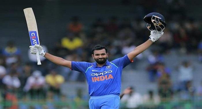 ROHITSHARMA टीम इंडिया के लिये अच्छी खबर, फिट हुए रोहित शर्मा