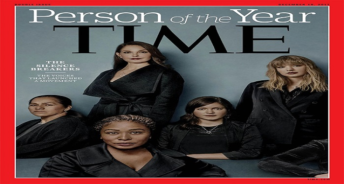 Time POY2017 यौन शोषण के खिलाफ आवाज उठाने वाली ये महिलाएं बनी टाइम पर्सन ऑफ द ईयर