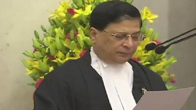 chief justice deepak mishra