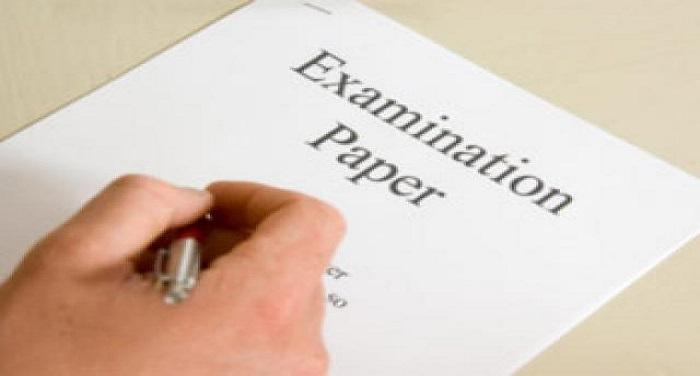 cmat exam paper राजस्थान: संस्कृत के पेपर को देख चकराए छात्र, दो की बजाए चार पेज का आया पेपर