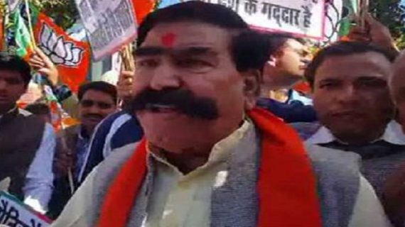 राजस्थान: बीजेपी विधायक का विवादित बयान, गौ तस्करी करोगे तो पिट-पिटकर मार दिए जाओगे