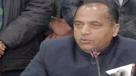 हिमाचल में जयराम ठाकुर लेंगे सीएम पद की शपथ, पूरी हुई तैयारियां