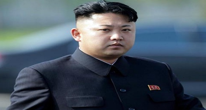 उत्तर कोरिया के सरकारी मीडिया ने नेता किम जोंग उन के सिंगापुर पहुंचने की ख़बर