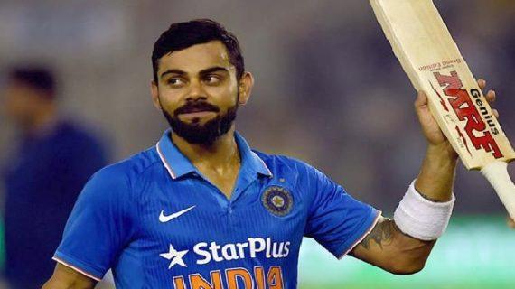 भारत की पहली पारी 307 रनों पर सिमटी, कोहली का शानदार शतक