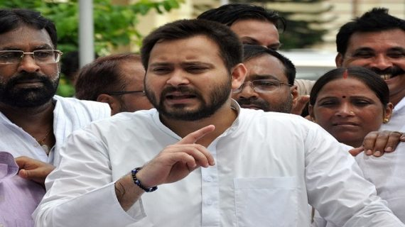 बिहार: तेजस्वी ने बोला नीतीश सरकार पर हमला, कहा- नीतीश के मंत्री गुंडे