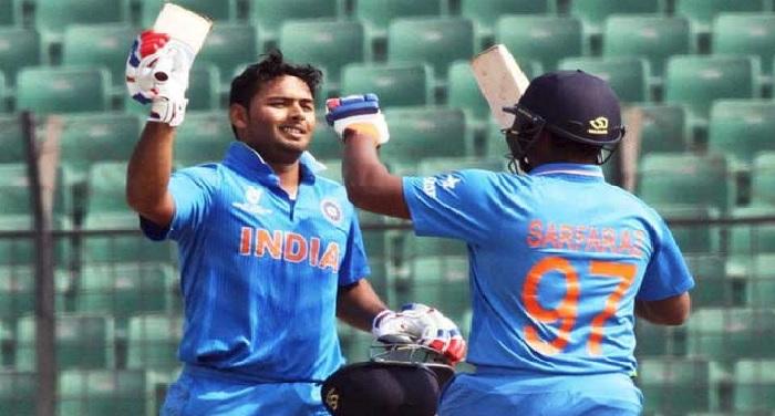 अंडर-19 विश्व कप: भारत ने ऑस्ट्रेलिया को 100 रन से हराया